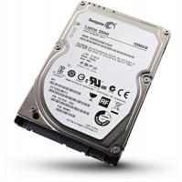 Гибридный жесткий диск для ноутбука Seagate SSHD ST1000LM014 HDD 1Tb + SSD 8GB