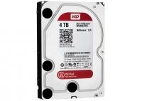Жесткий диск для NAS систем HDD 4Tb  Western Digital RED