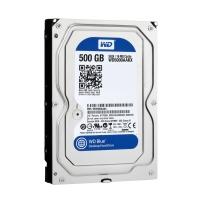 Жесткий диск HDD  500Gb Western Digital Blue WD5000AAKX