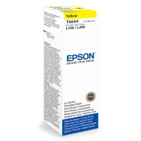 Чернила EPSON C13T66444A L100 Yellow