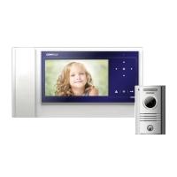 Видеодомофон Commax CDV-70KPT Вызывная панель DRC- 40K