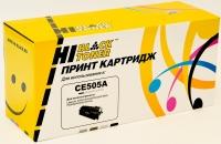 Картридж CE505A (Hi-Black Toner)