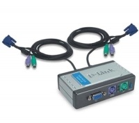 Data switch KVM D-Link KVM-121