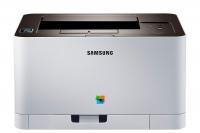 Принтер лазерный Samsung SL-C410W