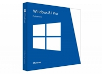 Microsoft Windows 8.1 Professional, DVD, BOX