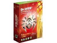 Антивирус Dr. Web Security Space GOLD, 36 мес., 1 ПК, +3 месяца подарок