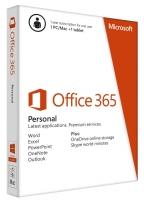 Microsoft Office 365 Personal, 12 мес., 1 ПК, Электронный ключ