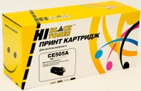 Картридж CE505X (Hi-Black Toner)