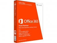 Microsoft Office 365 Home, 12 мес., 5 ПК, Электронный ключ