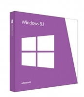 Microsoft Windows 8.1, 32-bit/64-bit, Russian, DVD