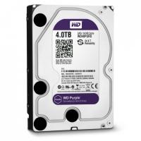 Жесткий диск для видеонаблюдения HDD 4Tb Western Digital Purple WD40PURX
